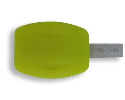 beugelclip - geel - braceface